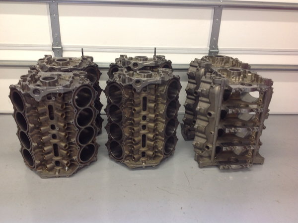 COMPIETELY MACHINED R6P8 Blocks  for Sale $1,550