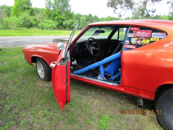 1968 CHEVROLET CHEVELLE  for Sale $22,500