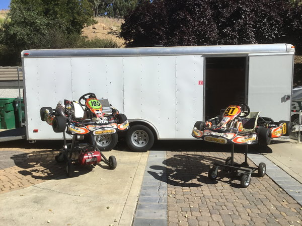 Kart package   for Sale $17,000