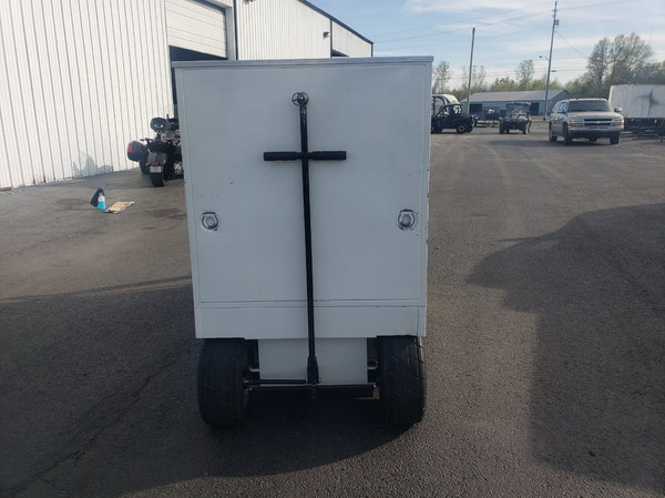 MATCO PIT BOX 4S WITH BUILT IN ALUMINUM PIT LIFT  for Sale $5,500