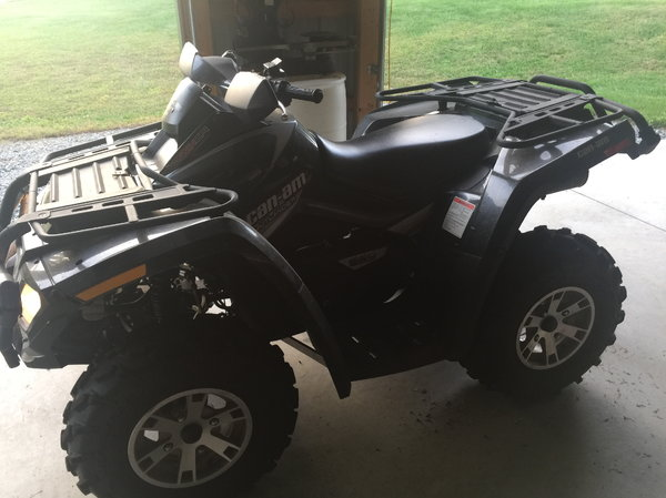 2007 Can-Am 650 XT  for Sale $5,000