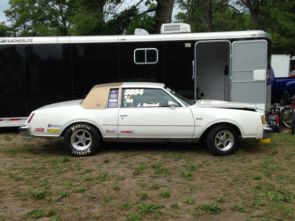 78 Buick Regal  for Sale $19,793