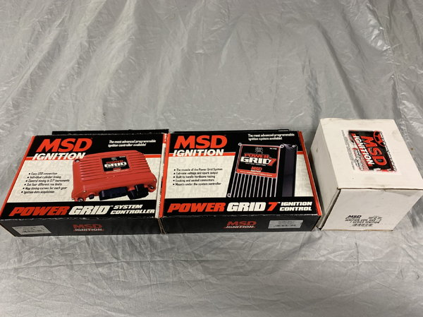 Spare MSD powergrid parts  for Sale $400