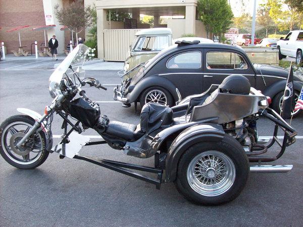 77 VW Trike By Az Trikes For Sale 6500
