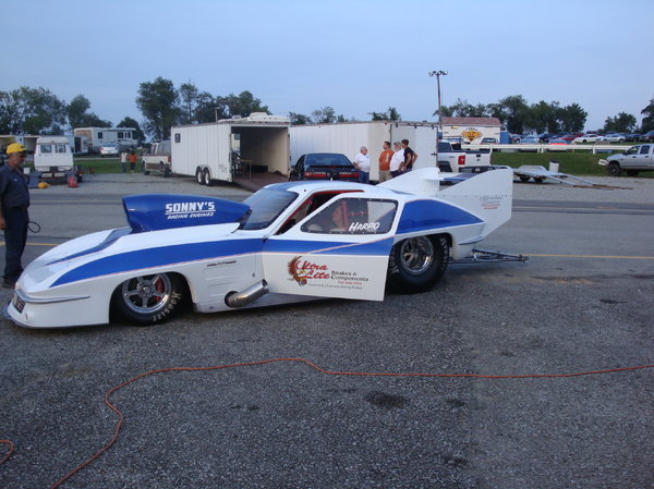 2011 Advanced Chassis 1963 LT WT Corvette  for Sale $115,000