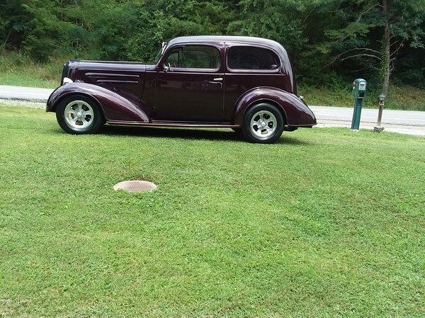 1936 Chevrolet 3 Window