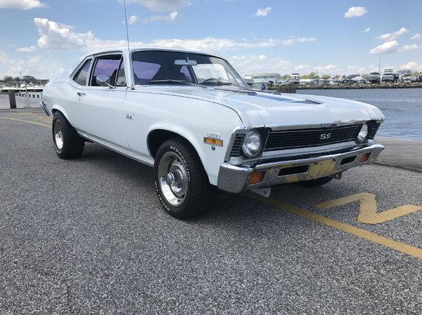 1972 Chevrolet Nova  for Sale $17,500