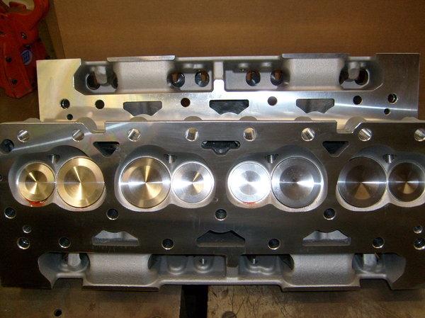 SBC Aluminum Heads   for Sale $595