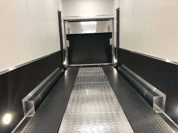 Aluminum 30' Cargo Mate Stacker