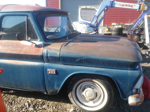 1966 Chevrolet C10 Panel  for Sale $18,500