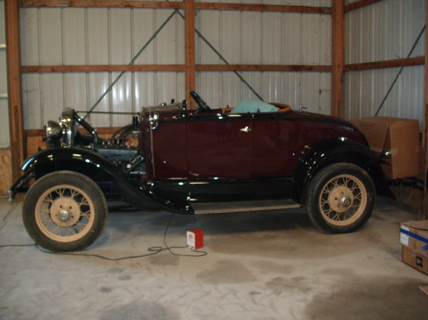 1931 Ford Roadster  for Sale $15,000