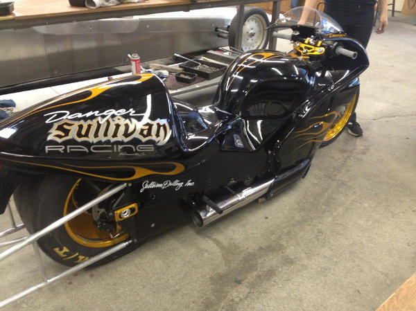Pro Stock Motorcycle  for Sale $45,000