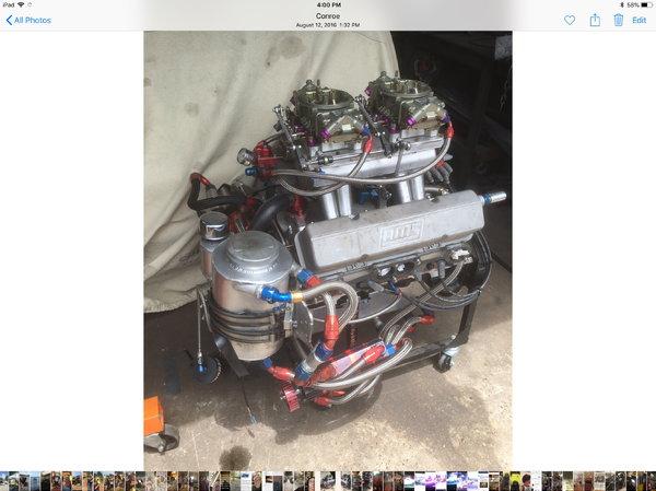 360 comp Eliminator motor