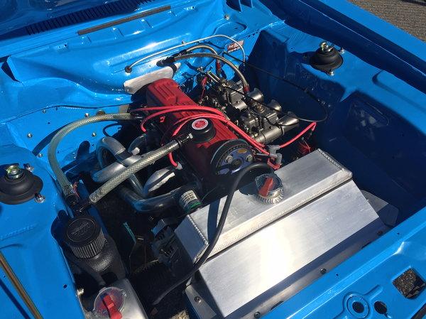 1971 Ford Capri Trans Am B-Sedan Race Car   for Sale $39,000