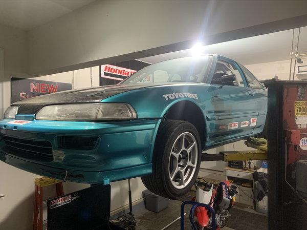1992 Acura Integra GSR  for Sale $8,000