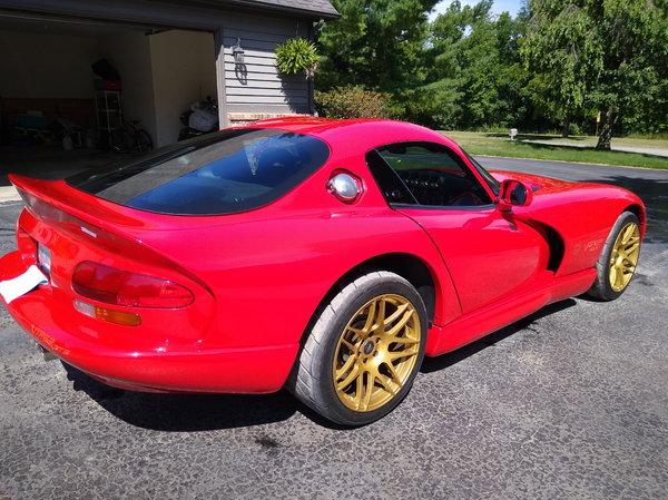 1997 Dodge Viper  for Sale $52,000