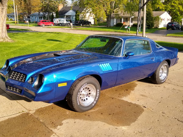 1979 Chevrolet Camaro  for Sale $14,000