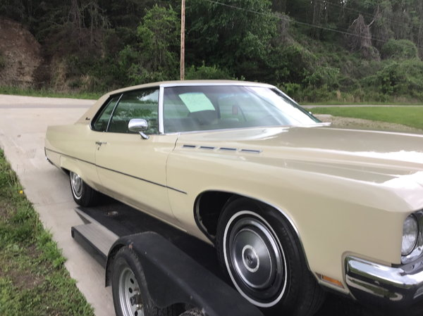 1971 Oldsmobile 98  for Sale $18,500