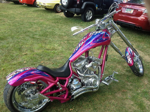 Bourget Python Chopper  for Sale $19,500