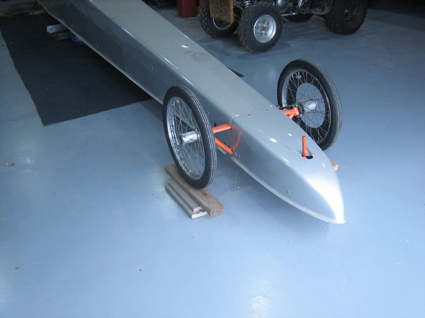 09 Haase Top Dragster Roller  for Sale $10,000