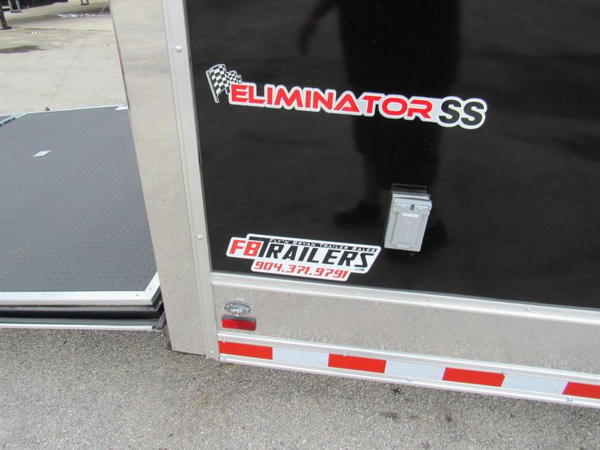 2022 Cargo Mate 34ft Eliminator Series Car / Racing Trailer  for Sale $31,999