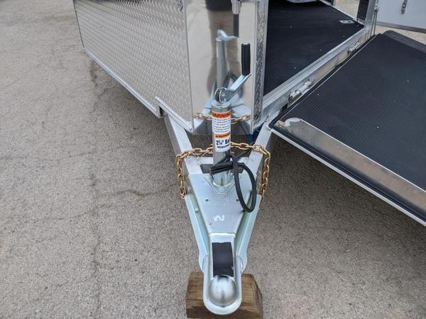 2020 Haulmark Venture 8.5X28 Toy Hauler All Aluminum  for Sale $16,350