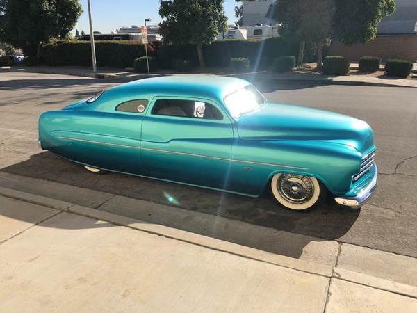 1951 Mercury 2 Door Coupe  for Sale $0
