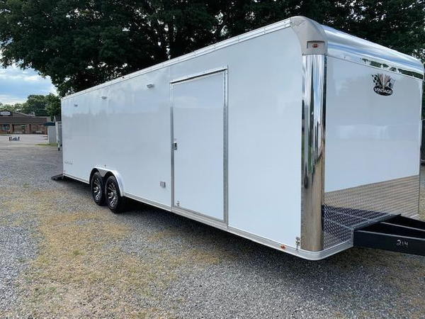 2020 Vintage Trailers Outlaw Car / Racing Trailer  for Sale $17,995