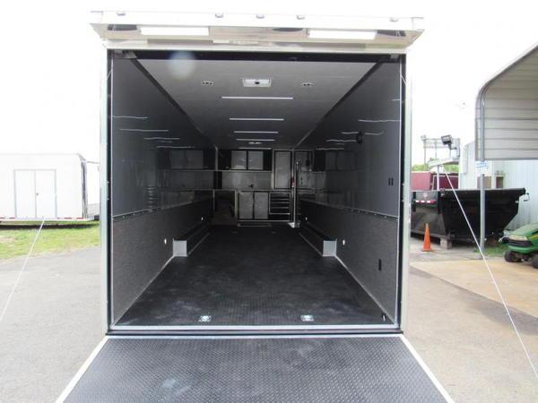 2020  32ft Spread Eliminator Race Trailer LOADED by Cargo Ma  for Sale $23,999