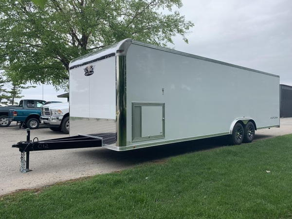 2020 28' Vintage Custom Enclosed Trailer  for Sale $17,562
