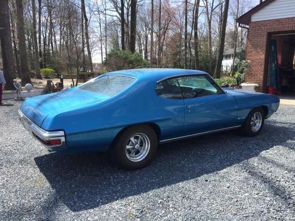1970 PONTIAC GTO  for Sale $39,900