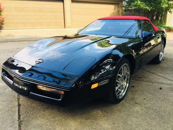 1986 CHEVROLET CORVETTE  for Sale $14,949