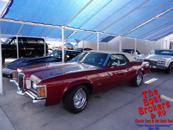 1971 Mercury Cougar  for Sale $15,900