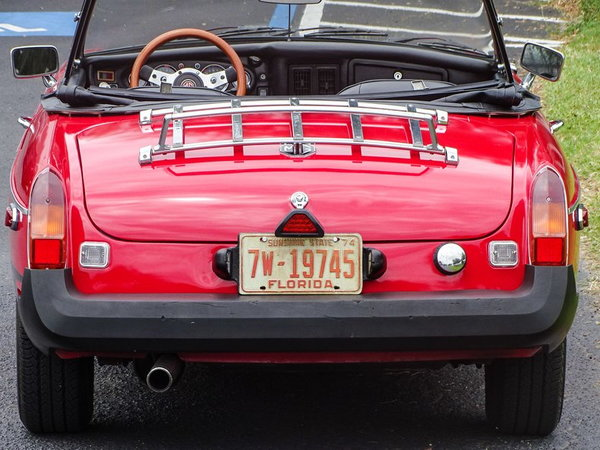 1974 MG MGB  for Sale $9,995