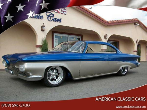 1961 Plymouth Fury CPE CUSTOM  for Sale $69,900