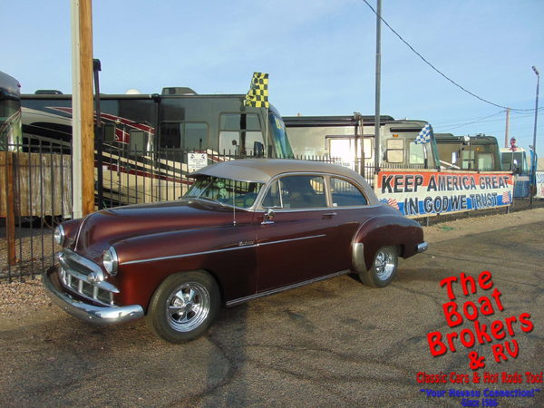 1949  chevy   Coupe  for Sale $25,995