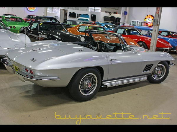 1967 Chevrolet Corvette  for Sale $168,500