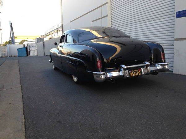 1951 Mercury 2 Door Coupe  for Sale $150,000