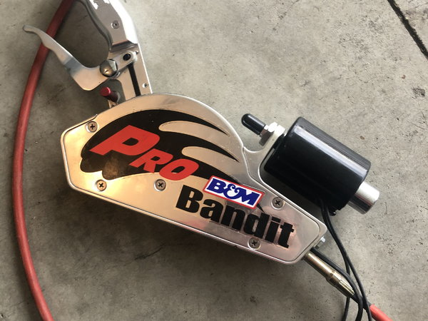 B&M Bandit Shifter with solenoid