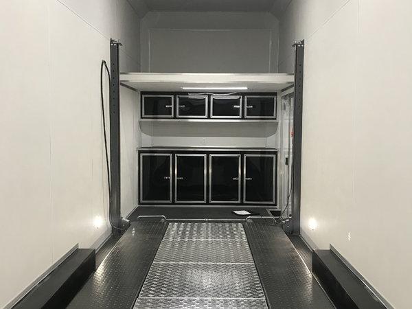 2020 30' Steel Frame Cargo Mate Stacker