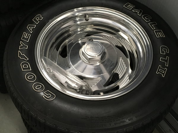 """15"""" Wheels for sale - Chevy - $590 (Lafayette)   for Sale $590"""