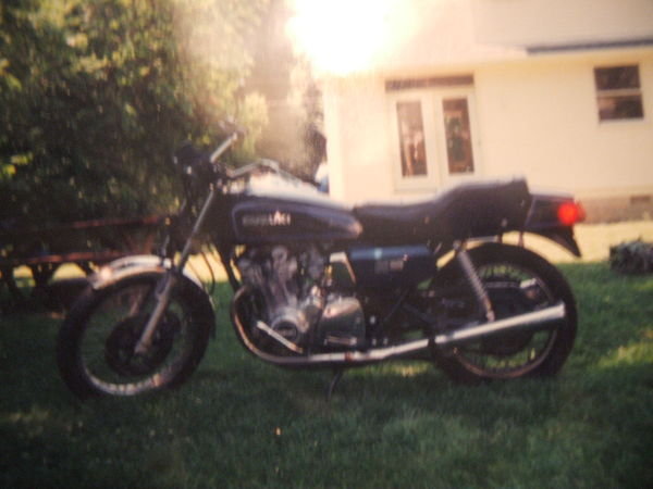 Original '79 Suzuki GS1000  for Sale $3,000
