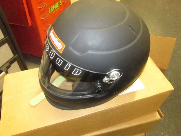 PROFOX SFI Jacket and Helmet