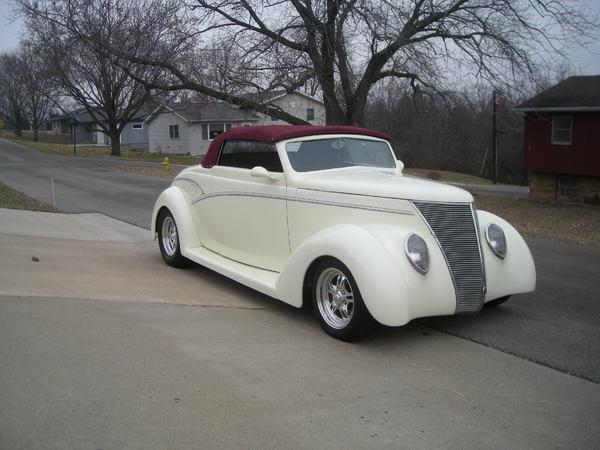 1937 ford cabriolet  for Sale $29,500