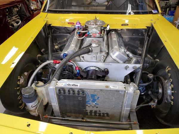 1969 Camaro racing package