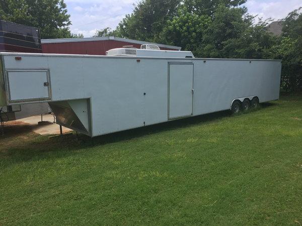 B&W 48 foot gooseneck  for Sale $11,500