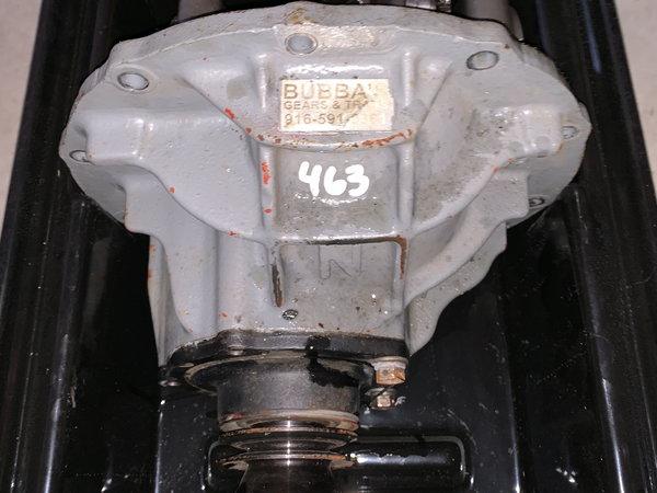 "NASCAR 9"" Third Member Gear 31 spline  for Sale $1"