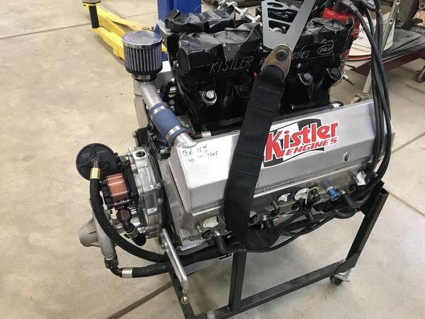 Kistler 305 FAST series sprint car engine  for Sale $15,000