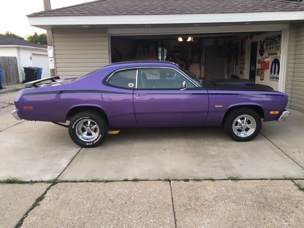 1974 Plymouth Duster  for Sale $16,000