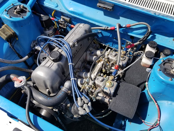 Datsun 510 Race Cars are Hot These Days!  for Sale $29,500
